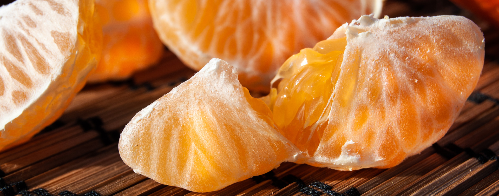 Mandarin and Clementine, natural cloves